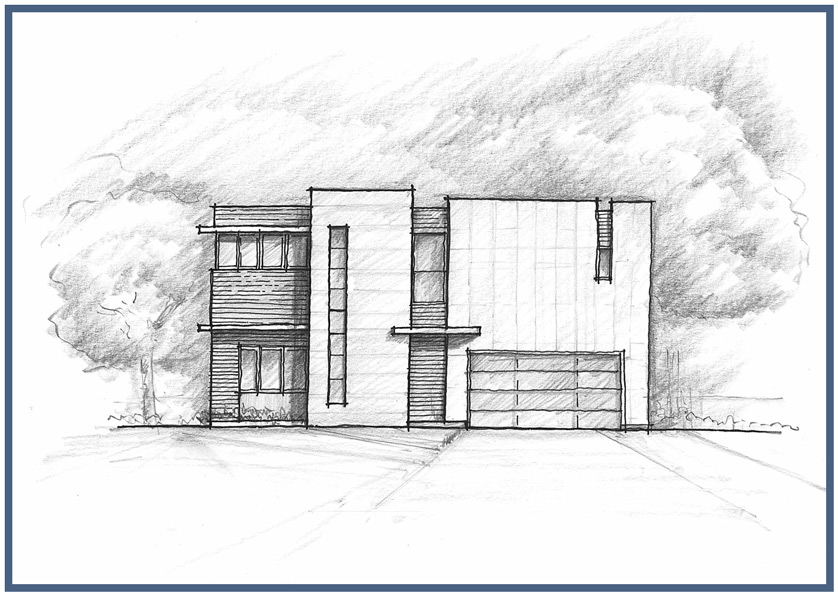 Latest HD Dream House Sketch Easy   Dream